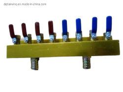 型のプラスチック射出成形の水流の調整装置
