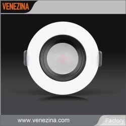 Встраиваемый Venezina светодиодная лампа глубокую Anti-Dazzle индикатор початков затенения 5 лет гарантии