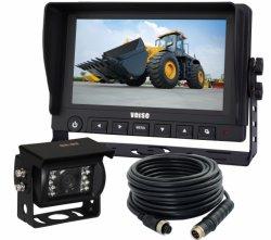 7 pulgadas de espejo de la cámara Monitor de sistema de autobuses y camiones