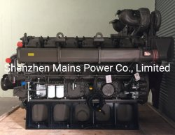 2200HP судовой двигатель Yuchai главного двигателя рыболовного судна 1500об/мин двигателя