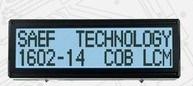LCD-displaymodule voor alfanumerieke tekens te koop