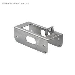 アルミニウム金属ブラケットStamp&の穿孔器金属レーザーの切断部分シートの金属