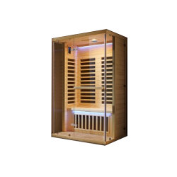 Luxory Badezimmer-Ausgangsinstallationssätze trocknen weites Infrarot-Sauna-Raum