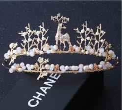 Sweet Princess Parte Acessório de cabelo Tiara jóias de cabelo