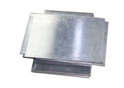 Feuille de revêtement aluminium résistant aux rayures pour téléphone mobile de la plaque arrière