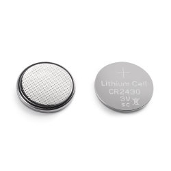 Cr2430 3.0V nachladbare der Tasten-Zellen-Cr2034 Lithium-Batterie Münzen-Zellen-Tasten-der Zellen-Cr2430