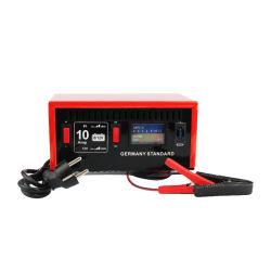Commerce de gros 6V/12V 125W Portable voiture Chargeur de batterie au plomb