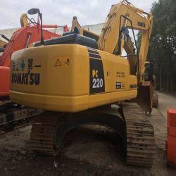 Excavadora Komatsu PC220-8 utiliza el vehículo de construcción fabricado en Japón