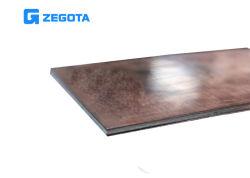 Revestido de cobre ultra delgada lámina de aluminio revestido de cobre, tiras de aluminio