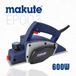 Planer van de Oppervlakte van de Houtbewerking van Makute 600W Machine Ep003
