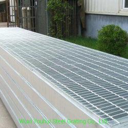 Barra in acciaio GratingGrating piattaforma passerella in acciaio Grating in acciaio