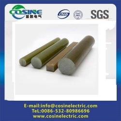 ECR PRFV Haste de fibra de vidro/ Pultruded Haste de fibra de vidro para Isolador (5mm-130mm)