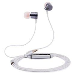 Auriculares mais recente! Fones de ouvido intra-auriculares com altifalante de armação balanceada+Auscultadores Hi-Fi Driver Dinâmico