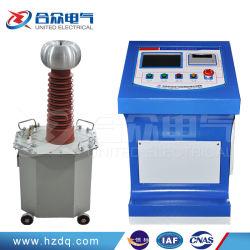 10kVA/100kv高圧抵抗の試験装置の故障テスト器械のHipotのテスター