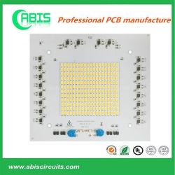 L'aluminium pour lumière LED PCBA
