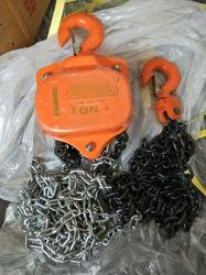 Blocchetto Chain di serie HS-VT che alza la puleggia Chain della gru manuale