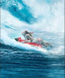 На Водных Лыжах Seadoo Fzblue электрический скутер с разными цветами
