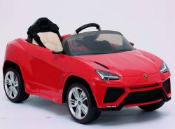 Lamborghini d'une licence ride sur la voiture avec télécommande