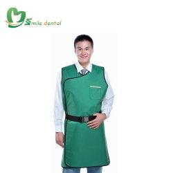 Protecção dentária avental de chumbo sem mangas