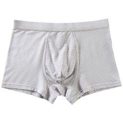 Le coton Fashion Mens Boxer mémoires sous-vêtements en gros des mémoires