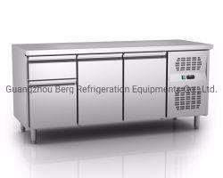304 нержавеющая сталь холодильное оборудование в рамках борьбы с холодильником с выдвижной ящик