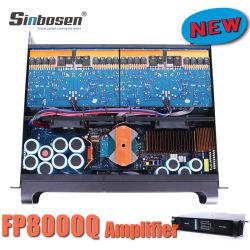 Berufsstereoaudioverstärker der Karaoke-Verstärker-Tonanlage-Fp8000q