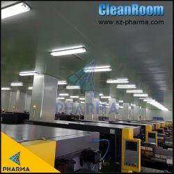 Chambre propre à haute efficacité pour les produits cosmétiques//Pharmacie d'exploitation