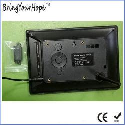 Cadre photo numérique de 7 pouces avec carte SD (XH-DPF Protetion-070J-L)