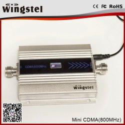 Amplificatore caldo del segnale dell'argento del ripetitore del segnale 2018 nuovo mini 850MHz per uso dell'ufficio mobile