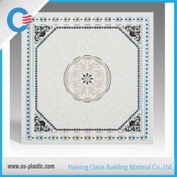 603*603mm de PVC Panneau de plafond plafond PVC Conseil