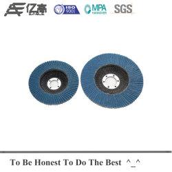 磨き、ひくInoxのためのZaの原料の折り返しディスク