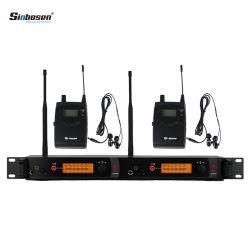 단계 Iem Sr2050 직업적인 Bodypack 무선 마이크 시스템 귀 모니터