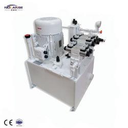 油圧ポンプモーター油圧装置のコンポーネントの携帯用水力の単位油圧ギヤポンプ