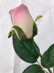 Toque Real Rose Flores artificiais de seda para decoração bouquet de Concepção Inicial de Casamento Dia dos Namorados