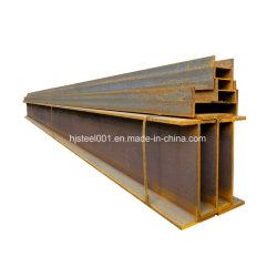 De tamaño estándar de acero estructural I haz con el mejor precio