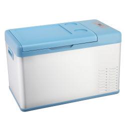 23L Camping Camping petit portable mini réfrigérateur et congélateur de voiture