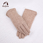 O inverno Senhoras Touchscreen luvas de lã