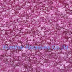 Allumina di qualità/corindone/ossido di alluminio fusi colore rosa per gli strumenti abrasivi