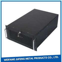 صنع وفقا لطلب الزّبون ألومنيوم معدن يختم صندوق /Case لأنّ منتوجات كهربائيّة