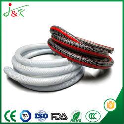 Grau alimentício EPDM Silicone Transparente e tubo de borracha translúcido