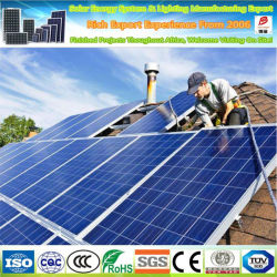 270W 260W 250w panneau solaire 300W 310W 320W 330w panneau solaire 340W avec certificat TUV Ce Inmetro