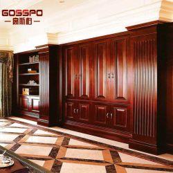 Desingerイギリスの安い内部の木製のWallcoveringsの羽目板(GSP11-006)