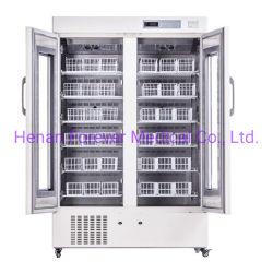 Affichage de la température multifonction congélateur Réfrigérateur la banque de sang