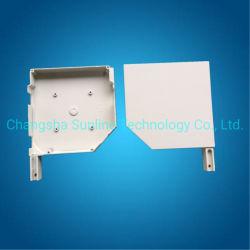 Acessórios de Porta de giro da chapa lateral de alumínio/ Caixa de aço de obturação do Rolete