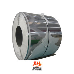 Hr/Cr Tôles en acier inoxydable bobine (JIS 430 Grade)
