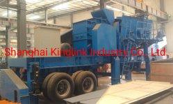 Mobile / Portable usine de broyage de concasseurs de marteau