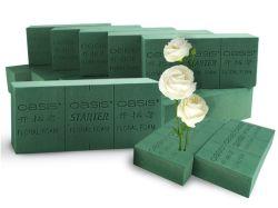 La gomma piuma floreale dell'oasi dei mattoni del fiore per il fiore fresco ha asciugato il fiore/fiore artificiale/fiore conservato