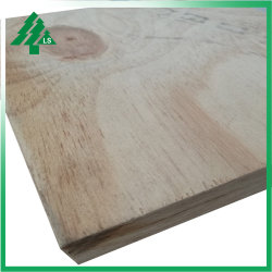 Okoume фанера 15мм 16мм Radiata сосновой древесины Ply затвора