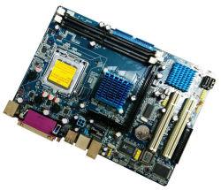 DDR2 di Djs 945 - 775 della scheda madre scheda madre di sostegno per il tavolo