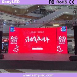Для использования внутри помещений для использования вне помещений для мобильных ПК этапах P РП3.91 LED дисплей видео рекламы